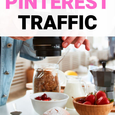 Food Blogging for Beginners | How to Get TONS of Free Traffic from Pinterest