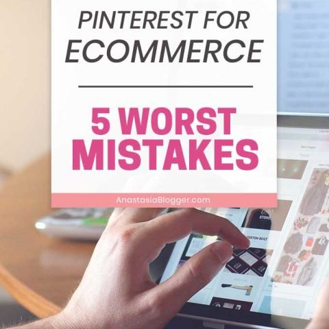 Pinterest for eCommerce 2021 – 5 WORST MISTAKES That Cost You Sales