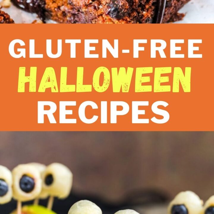 Gluten-Free Halloween Foods Kids Will Enjoy!