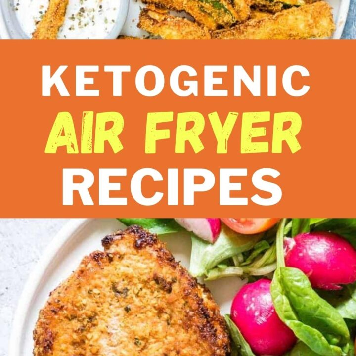 Keto Air Fryer Recipes - Best Ketogenic Meals to Make in Air Fryer