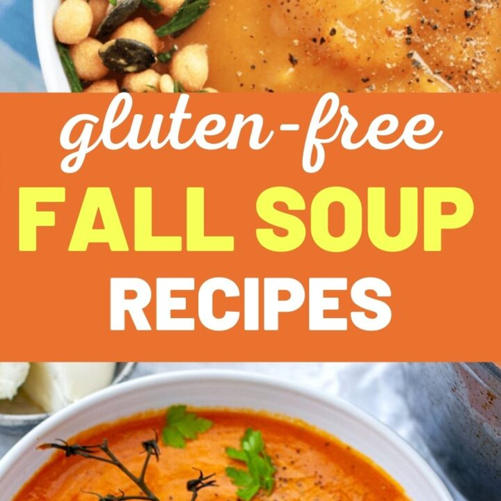 Gluten-Free Fall Soups - Gluten Free Recipes to Try Today!