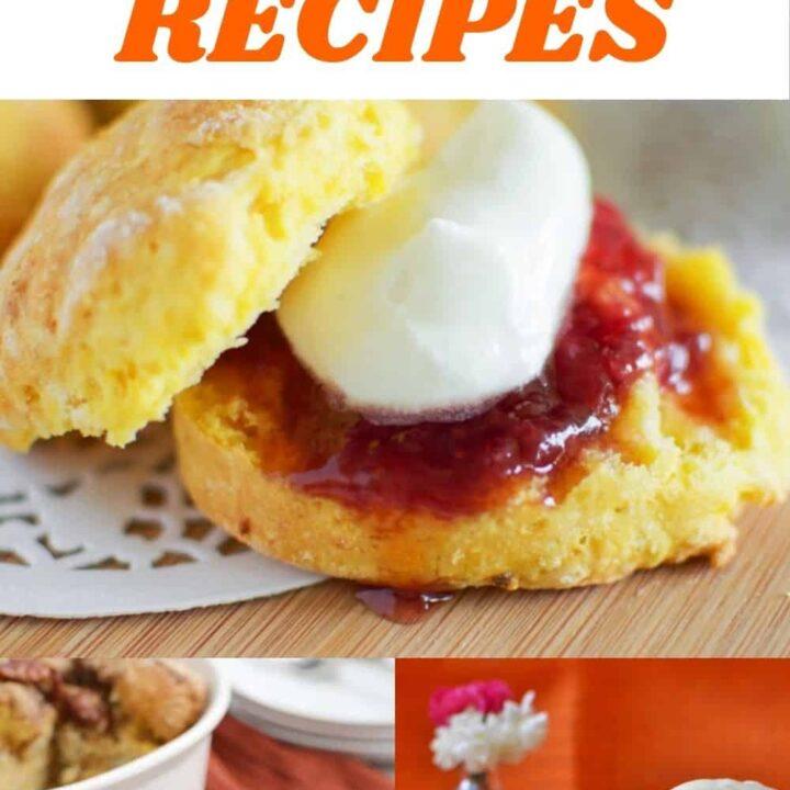 Fall Vegetable Recipes with Pumpkin, Zucchini or Squash