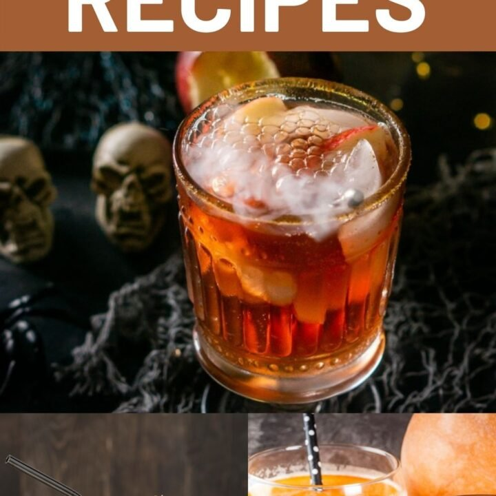 Halloween Drinks and Punch Recipes - Best Ideas for Halloween Party