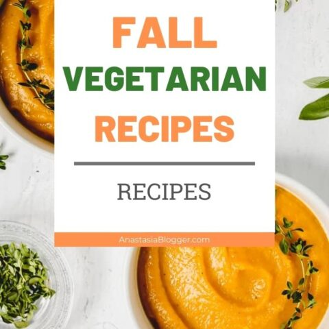 Fall Vegetarian Recipes - 15 Best Healthy Vegetarian Dishes