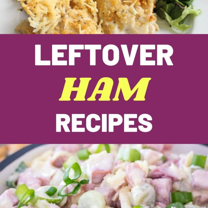 Easy Leftover Ham Recipes - Best Ham Recipes for Dinner!