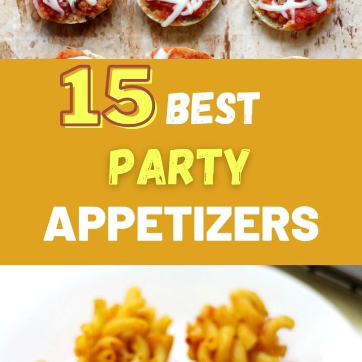 15 Easy Finger Food Recipes To Make Ahead - Best Party Appetizers