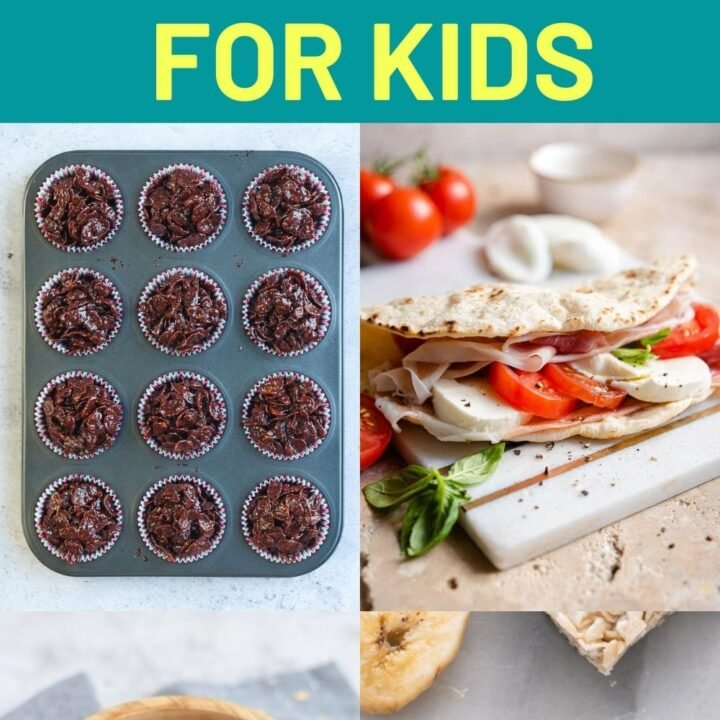 Healthy Snack Ideas for Kids From Around the World