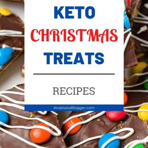 Keto Christmas Treats - 15 Best Ketogenic Recipes for Christmas