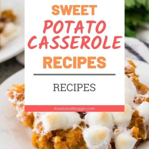 15 Best Healthy Sweet Potato Casserole Recipes