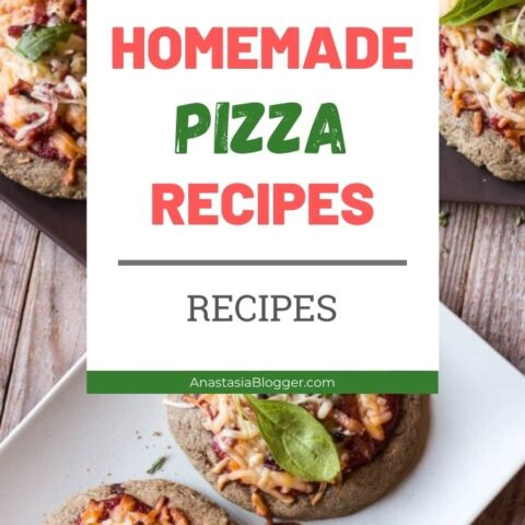 Healthy Pizza Recipes - Best Alternatives to Traditional Pizza!