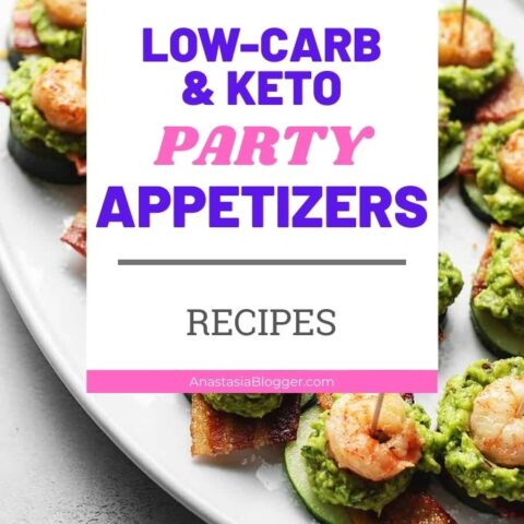 15 Best Keto and Low-Carb Appetizers for a Party