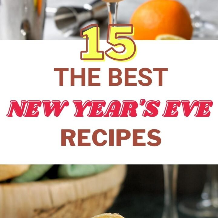 New Year's Party Food Ideas - NYE Party Food to Try this Year!