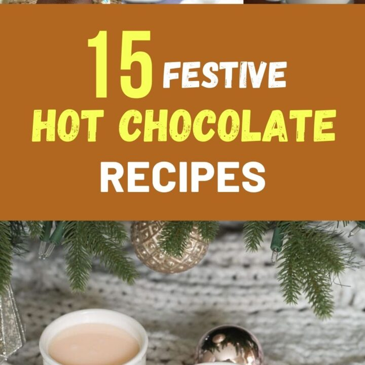 Easy and Festive Hot Chocolate Recipes For Kids