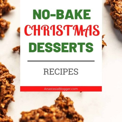 No Bake Desserts for Christmas and Other Holidays