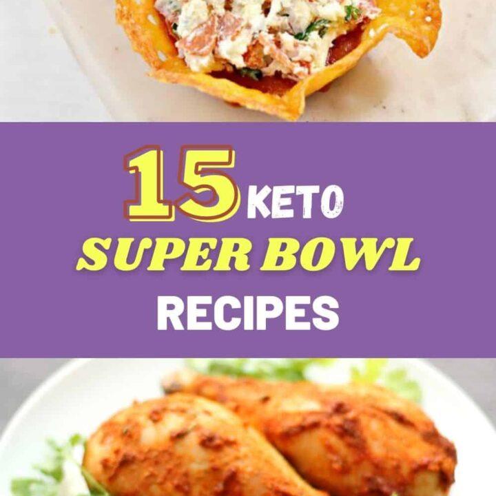 Keto Super Bowl Recipes - Best Keto Snacks for Game Day