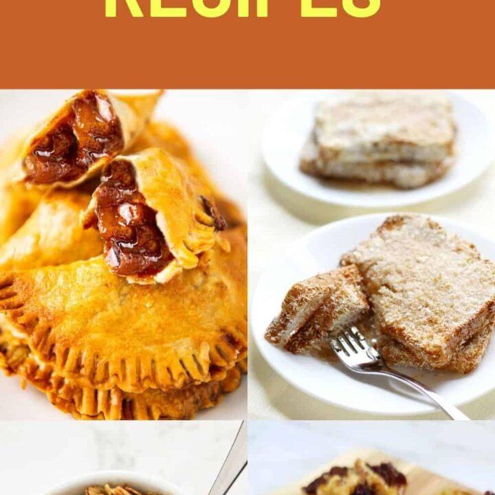 15 Air-Fryer Dessert Recipes - Air-Fryer Cake Recipes Sweet Snacks