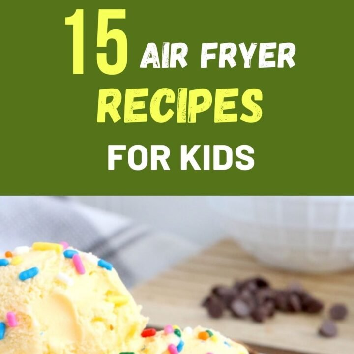 Healthy Air-Fryer Recipes for Kids - 15 Best Air-Fryer Foods