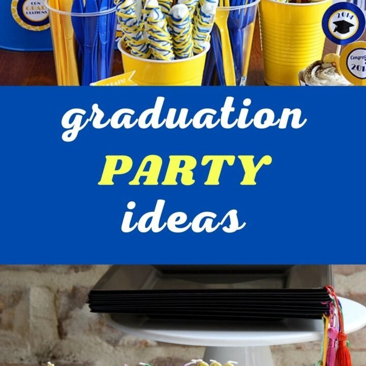 15 Best Graduation Party Ideas - Food and Decoration Ideas