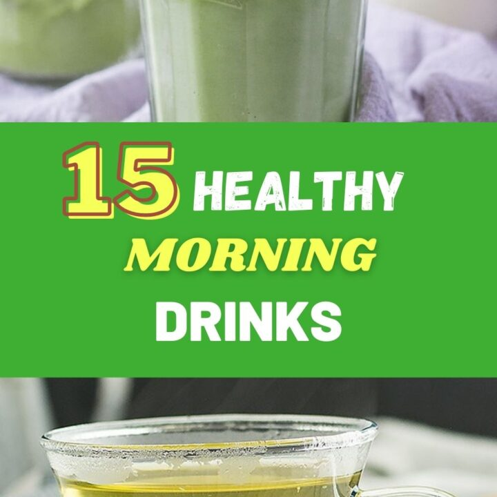 Healthy Morning Drinks to Wake you Up and Keep Healthy