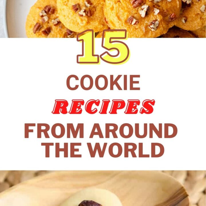Delicious Authentic Cookie Recipes From Around The World