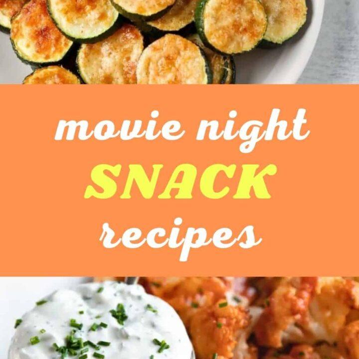 Healthy Snacks for a Movie Night – Homemade Popcorn Recipes