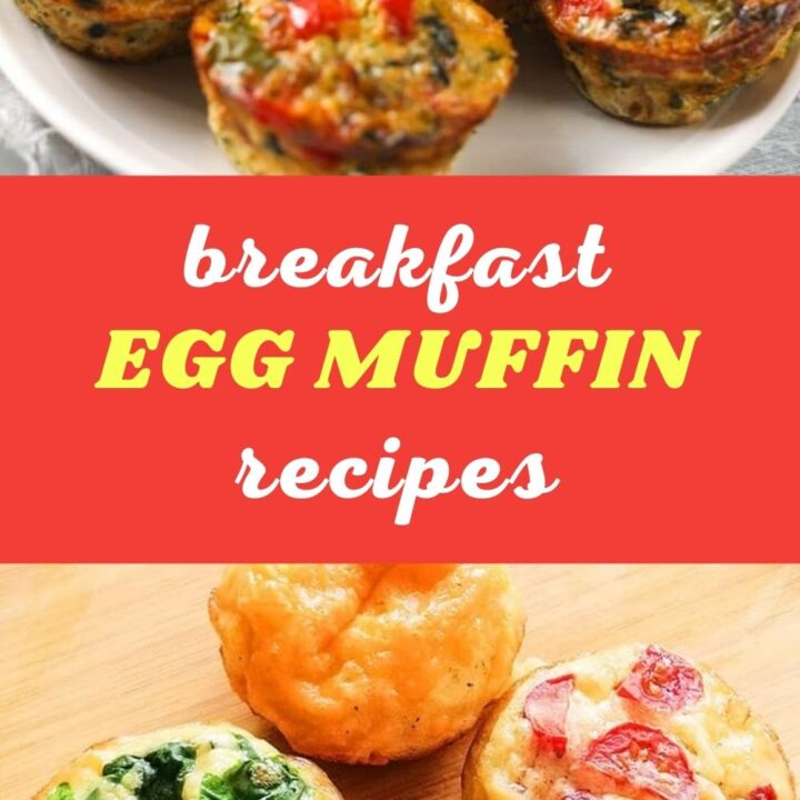 15 Healthy Egg Muffin Recipes for Breakfast Ideas