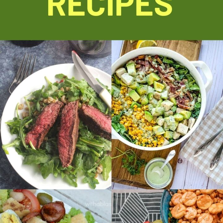 High-Protein Salad Recipes for Weight Loss