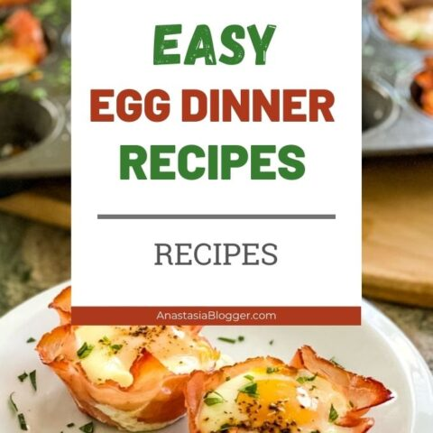 15 Quick and Easy Dinner Recipes with Eggs