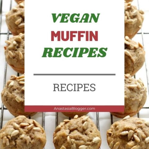 15 Healthy Vegan Muffin Recipes - Fluffy Vegan Muffins
