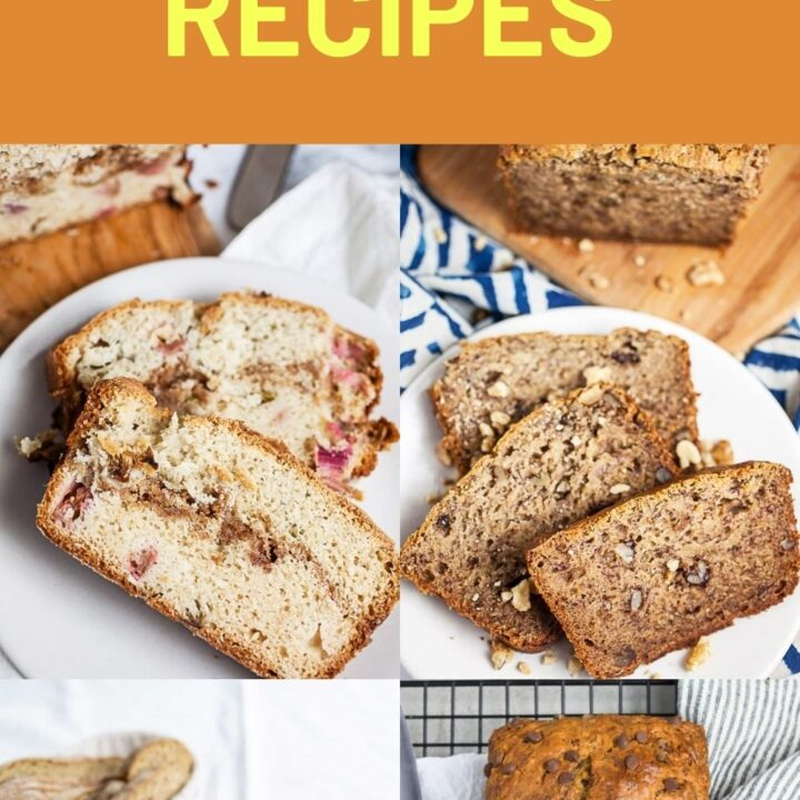 Gluten-Free Bread Recipes – All Kinds of Delicious Healthy Bread