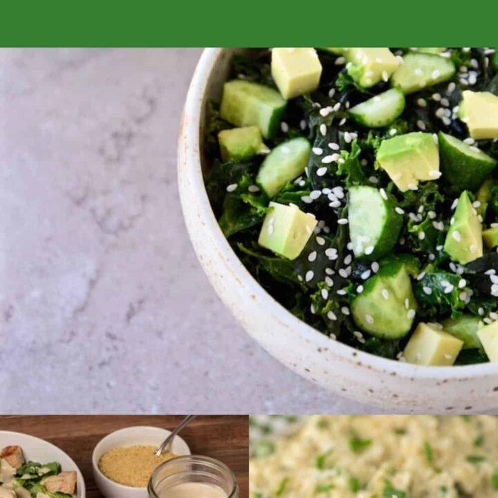 15 Spring Vegetarian Recipes - Best Plant-Based Meals