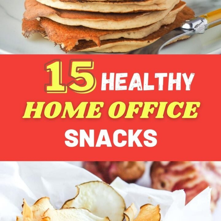 15 Healthy Home Office Snacks | Quick Snacks For Work