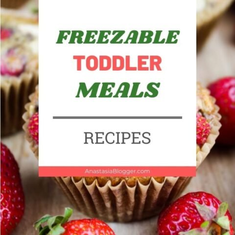 Freezable Toddler Meal Recipes | Delicious Meal Ideas for Kids