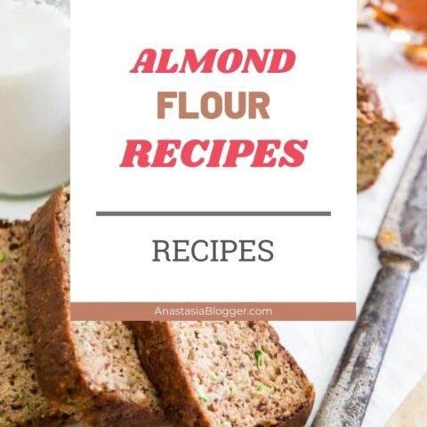 Sweet Recipes Using Almond Flour - Almond Flour Recipes