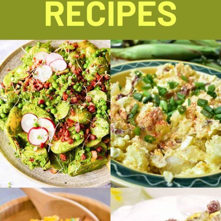 15 Healthy and Filling Potato Salad Recipes
