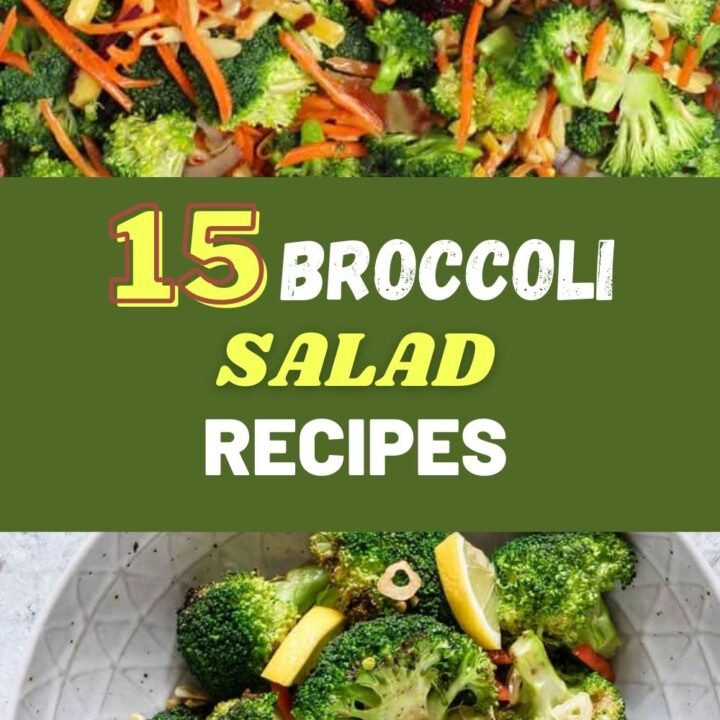 Healthy Broccoli Salad Recipes | Healthy Salad Recipes