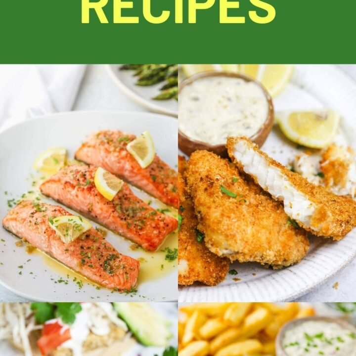 15 Quick And Easy Air Fryer Fish Recipes
