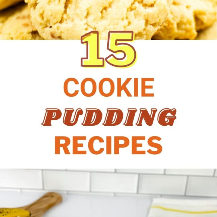 15 Delicious Cookie Pudding Recipes | Healthy Cookie Recipes