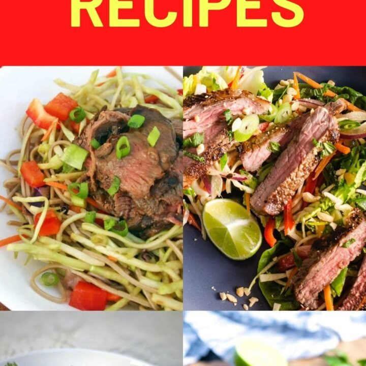 15 Best Asian Beef Recipes | Healthy Asian Recipes