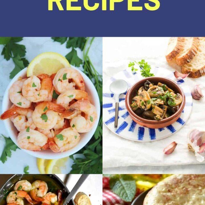 15 Favourite Spanish Tapas Recipes