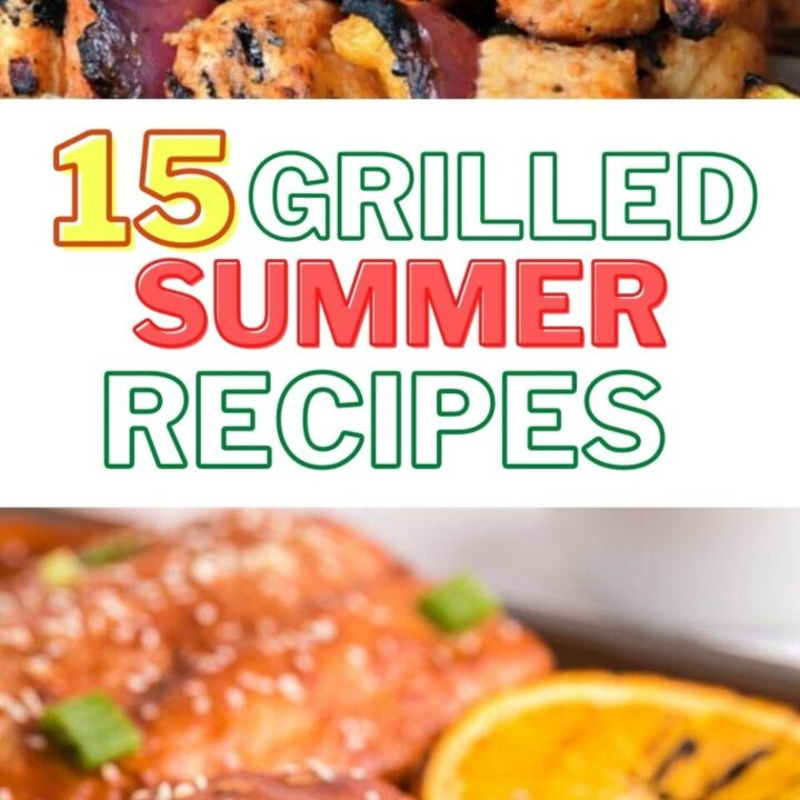 15 Grilled Summer Foods Perfect For A Cookout