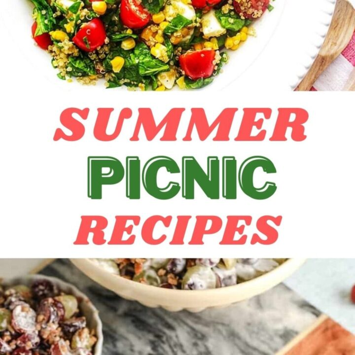 15 Easy and Delicious Summer Picnic Recipes