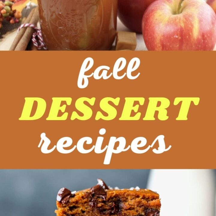 15 Healthy Fall Dessert Recipes