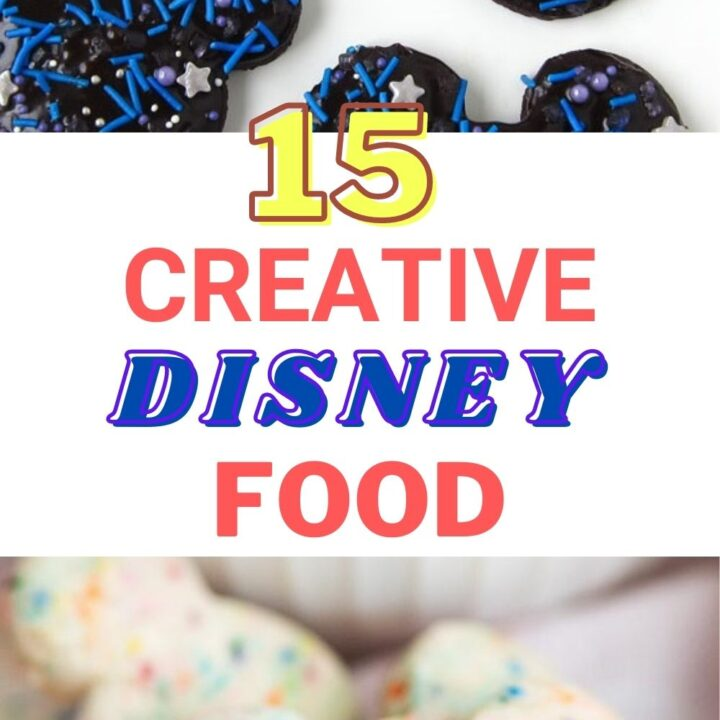 15 Creative and Delicious Disney-Inspired Food
