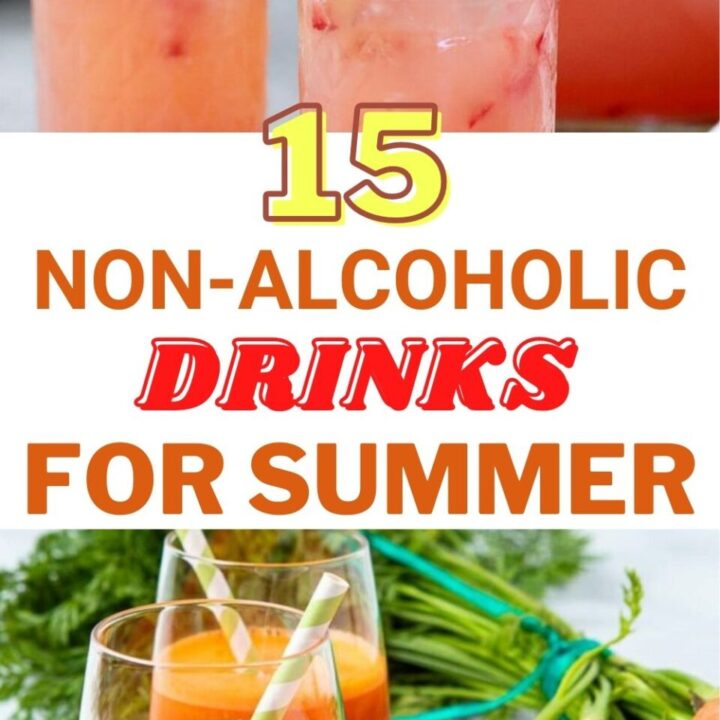 15 Non-Alcoholic Cold Beverages for Summer