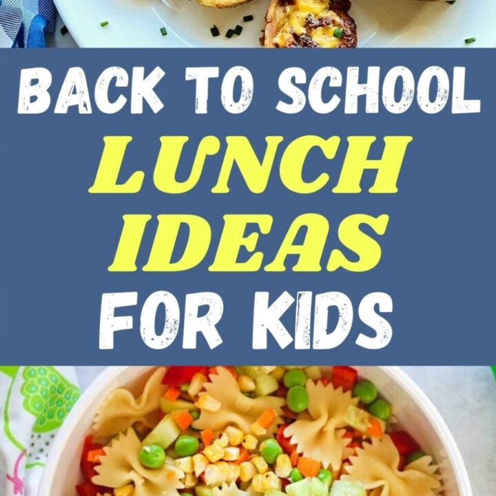 15 Cheap Back-To-School Lunch Ideas For Kids