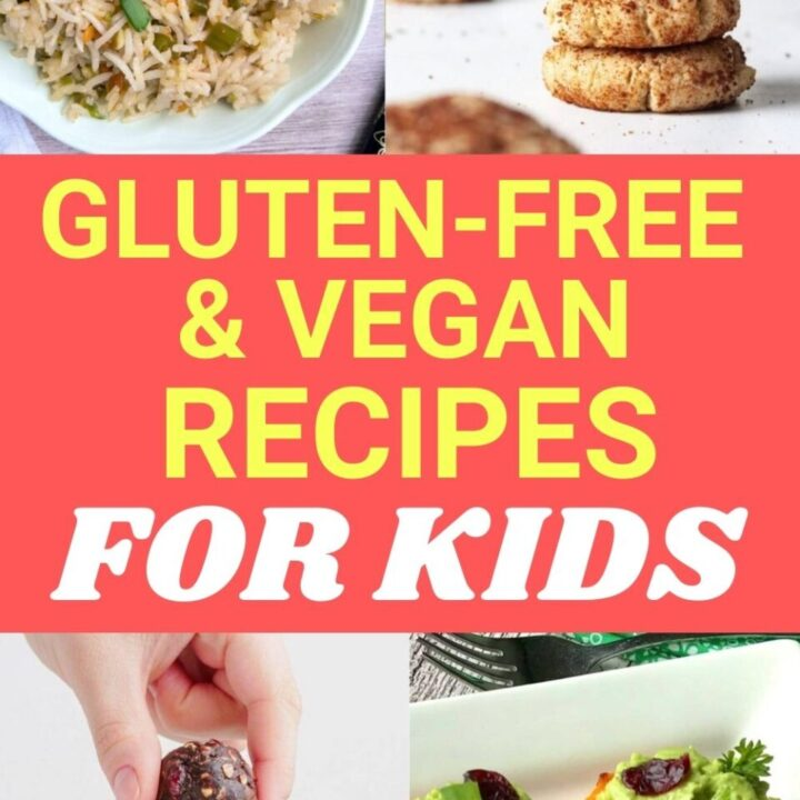 15 Gluten-Free And Vegan Recipes For Kids