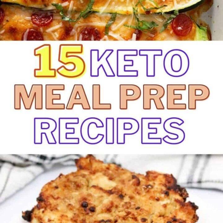 15 Cheap Keto Meal Prep Ideas | Keto Recipes