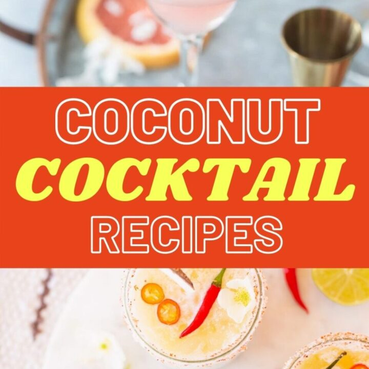 15 Refreshing Coconut Cocktail Recipes