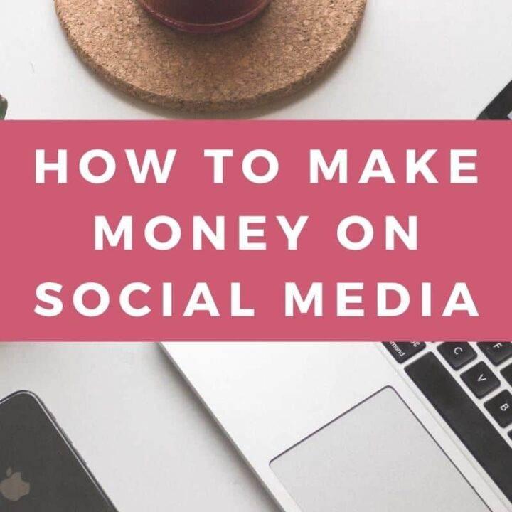 How To Make Money On Social Media In 2021